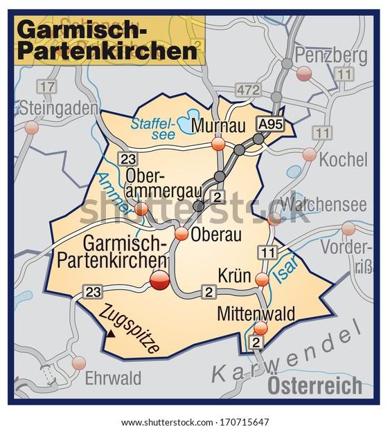 Map Garmisch Partenkirchen Highways Pastel Orange Stock ... on babenhausen map, cortina d'ampezzo map, magdeburg map, berchtesgaden map, landstuhl map, germany map, weimar map, freiburg map, albertville map, rothenburg ob der tauber map, karlsruhe map, europe map, bonn map, garmisch trail map, saxony map, koblenz map, dortmund map, oberammergau map, oslo map, duisburg map,
