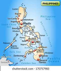 Cagayan Philippines Map.Cagayan Philippines Stock Illustrations Images Vectors Shutterstock