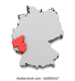 Royalty Free Palatinate Map Stock Images Photos Vectors