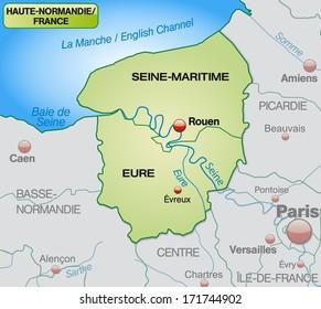 Rouen France Stock Illustrations, Images & Vectors | Shutterstock