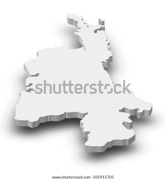Waikato New Zealand Map.Map Waikato New Zealand 3dillustration Stock Illustration