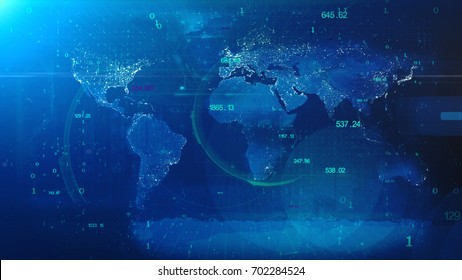 Map World Digital