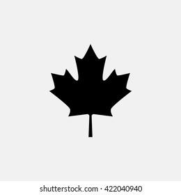 Maple Leaf - Symbol of Canada.