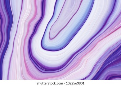 Marble ink colorful. Purple marble pattern texture abstract background. can be used for background or wallpaper