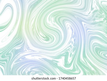 Marble pattern, pastel color, background illustration