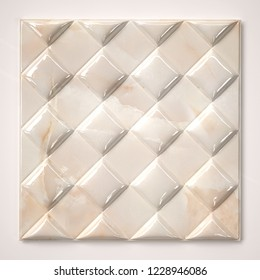 marble Upholstery. detail of Sofa Background. white component of wall and TV backdrop . Elegant white marble Texture For Pattern. stone Texture for Graphic Resource. 3D Rendering