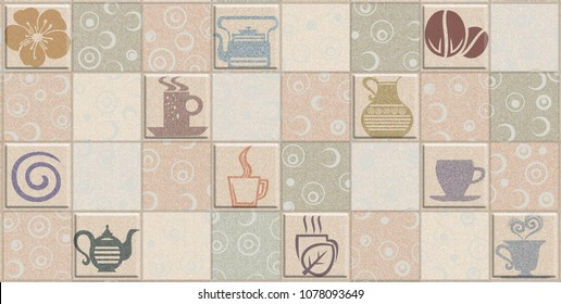 marble wall and floor for kitchen and bath tile for print , flower abstract texture  background , fabric textile pattern for indian saree  t-shirt design , interior wall poster