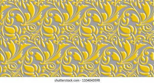 marble wall and floor for kitchen and bath tile for print , flower abstract texture  background , fabric textile pattern for indian saree  t-shirt design , abstract home decorative art oil paint wall