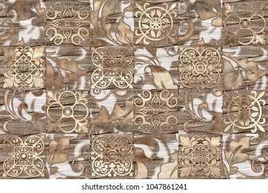 marble wall tile , kitchen and bathroom tile ,vintage background ,fabric texture , flower texture background for hd printing ,website background