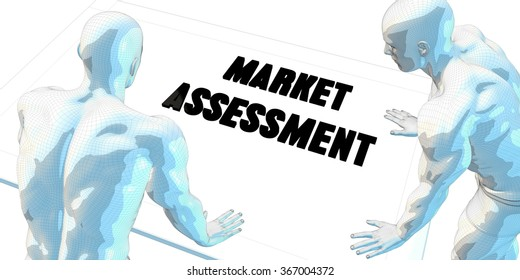 Market Assessment Discussion and Business Meeting Concept Art