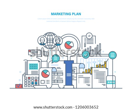 Marketing Plan Promotion Targeting Market Research Report On Company