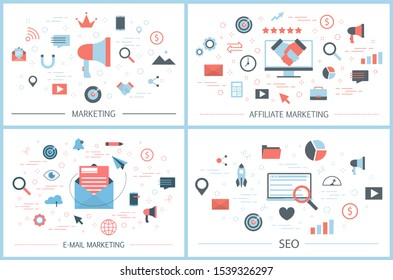 Email Marketing Strategies Images Stock Photos Vectors
