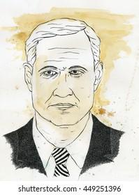Martin O'Malley Portrait