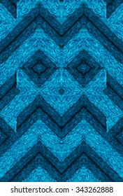 masai mask impressionistic painting, mask drawing modern style painting, pattern creative design with triangle shapes and relief angles,blue textile bricks impressionistic pattern drawing,