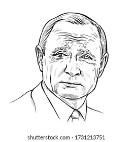 Putin Drawing Images Stock Photos Vectors Shutterstock