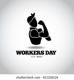Labor Day Black And White Images Stock Photos Vectors Shutterstock