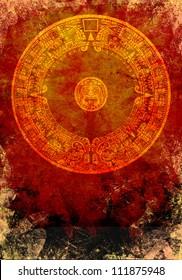 Il Calendario Maya.Ilustraciones Imagenes Y Vectores De Stock Sobre Calendario