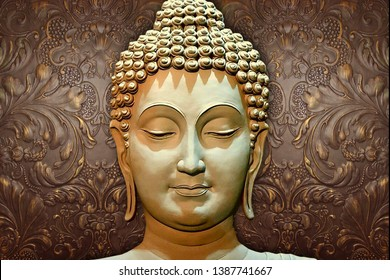 Buddha Face Images Stock Photos Amp Vectors Shutterstock