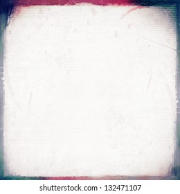 medium format  filmstrip with grain textured and grunge border