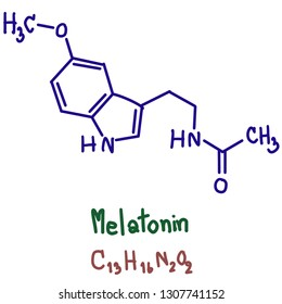 Melatonin is a hormone that regulates sleep-wake cycles. This hormone is primarily produced by the pineal gland. As a medication, it is used for the short-term treatment of trouble sleeping.