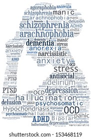 Mental disorders and psychological concerns