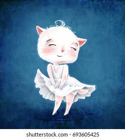 Merlin Monro cat