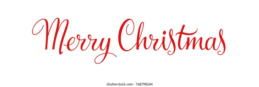 Merry Christmas In Cursive.Merry Christmas Cursive Images Stock Photos Vectors