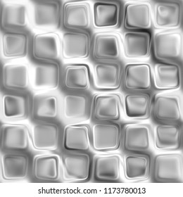Metal 3d seamless pattern