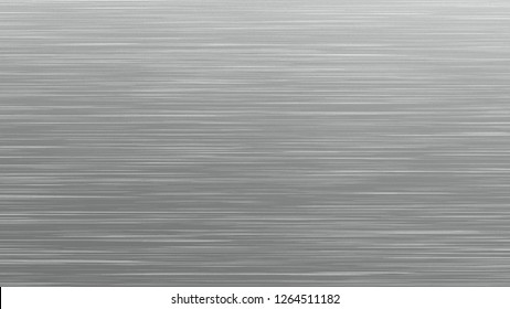 metal background alminum hair line 3d rendering