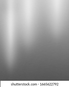 Metal background or stainless texture brushed steel background