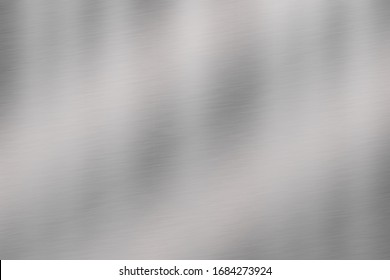 Metal background or stainless texture brushed steel surface