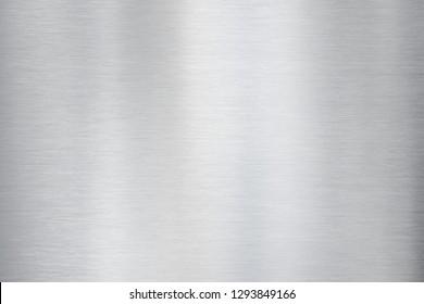 metal brushed aluminium texture or background