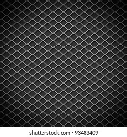 metal chain link fence background