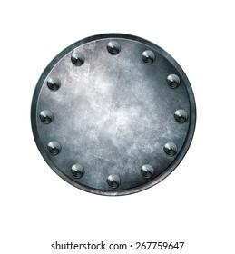 Metal disc