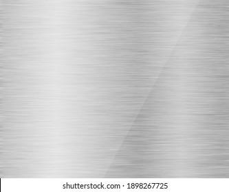 Metal iron plate shiny background reflection