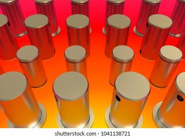 Annealing Process Images, Stock Photos & Vectors | Shutterstock