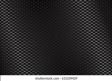 Metal perforated background. 3d illustration. Raster version