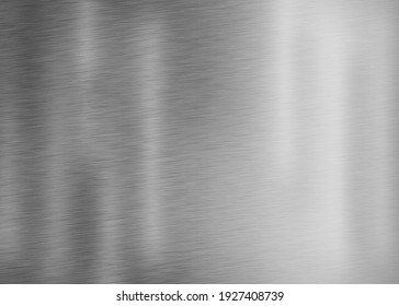 Metal plate brushed steel abstract with metal background
