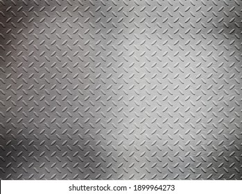 Metal plate brushed steel background with stainless texture abstract