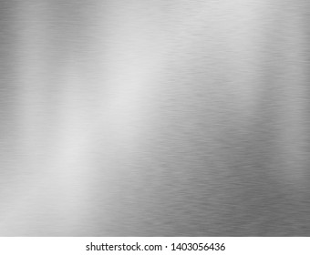 Metal plate texture background with steel surface