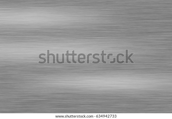 Metal stainless steel texture background reflection