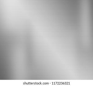 Metal texture aluminum background