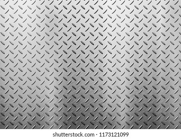 Metal texture aluminum background