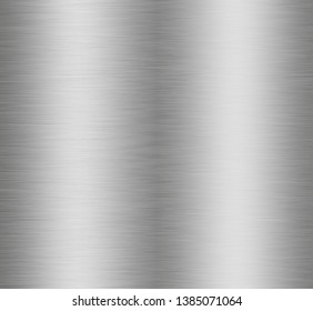 metal texture background aluminum brushed silver - Illustration - Illustration