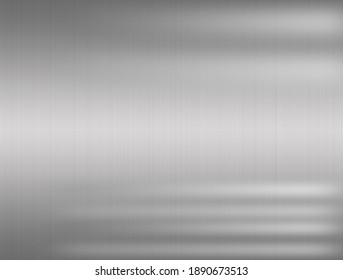 Metal texture background or stainless plate brushed steel abstract