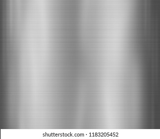 Metal texture or brushed steel background