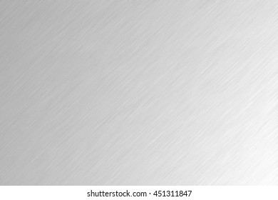 Metal texture brushed steel background - Obliquely line