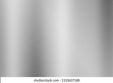 Metal texture plate background with steel surface