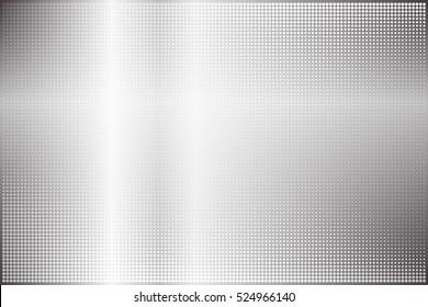 Metallic background. illustration.