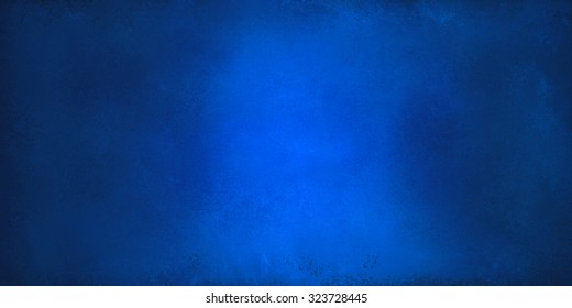 metallic primary blue background, shiny foil banner texture